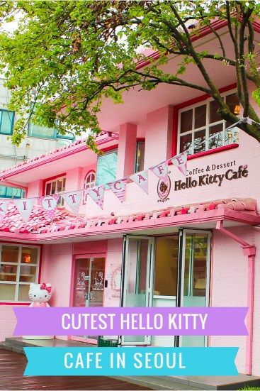 You know you want to go! #korea #seoul #hellokitty #sanrio