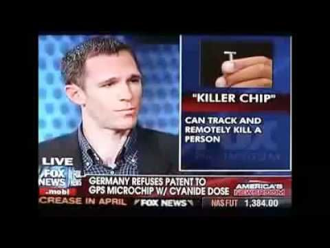 RFID Chip will poison and kill you if you disobey! IMPORTANT WARNING MAK...