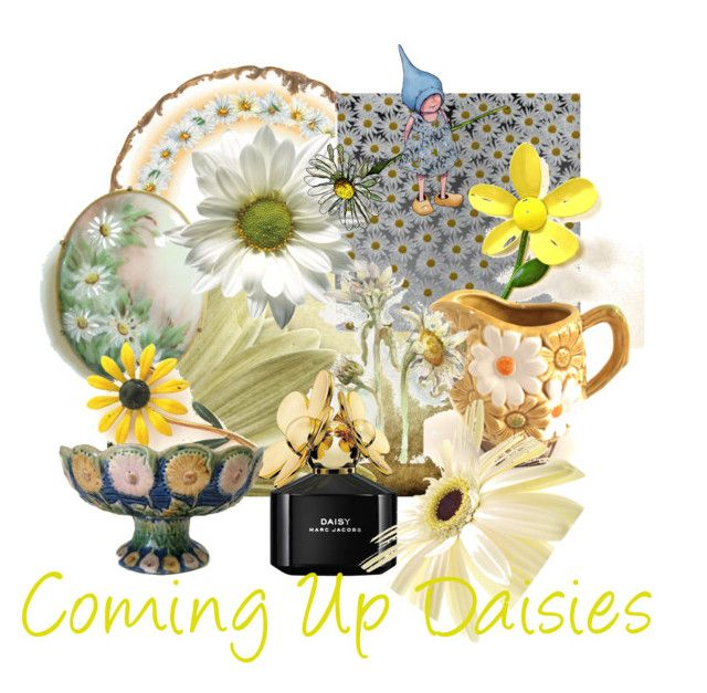 coming up daisies by plumsandhoneyvintage liked on polyvore featuring interior interiors