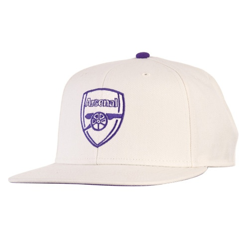 Snap Back Baseball Cap at Arsenal Direct