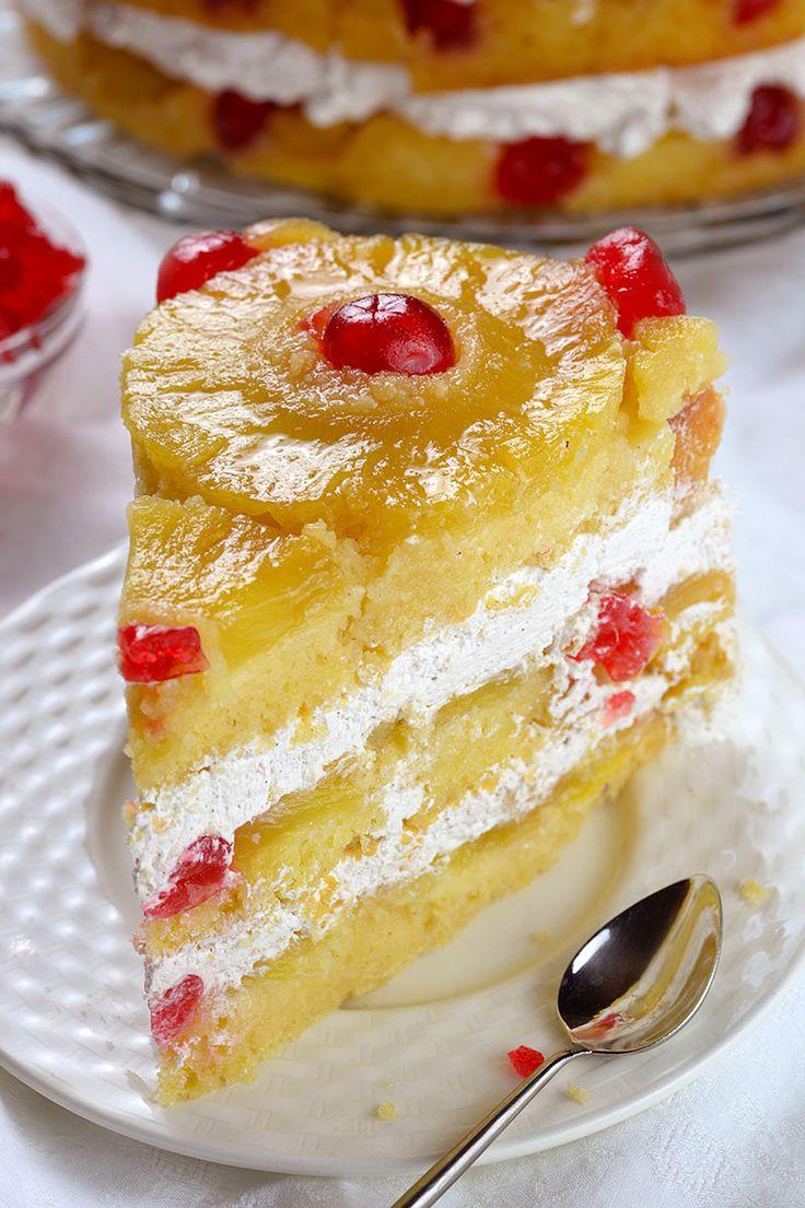 about Pineapple Upside Cake on Pinterest | Pineapple Upside, Cake ...