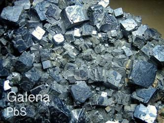 Galena | Mineralogy4Kids