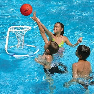 Poolmaster All Pro Water Basketball Game