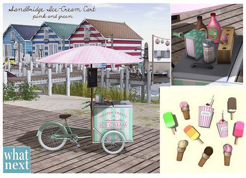{what next} Sandbridge Cart | Flickr - Photo Sharing!