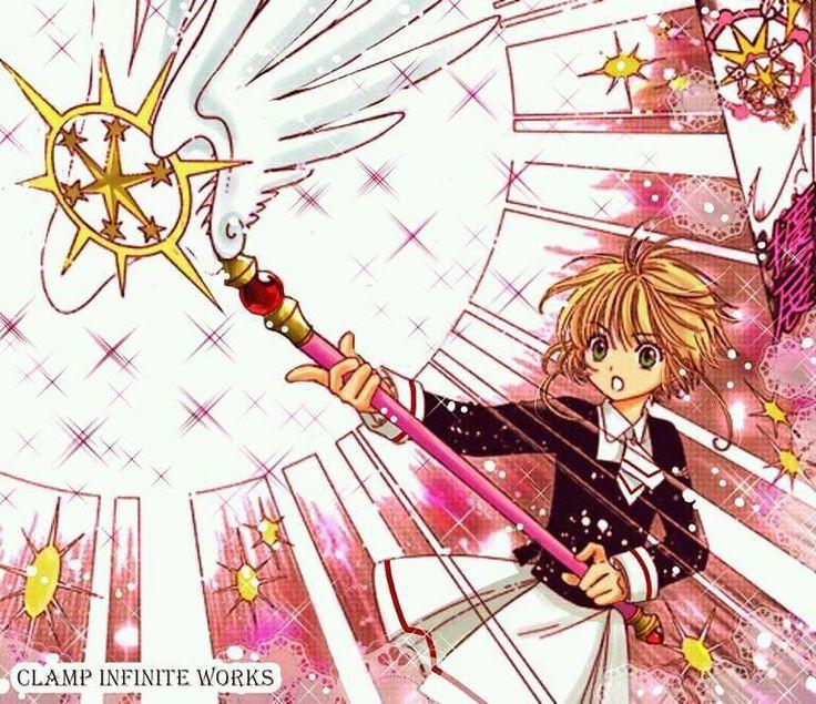 K Sakura (Clear Cards Arc) - Cardcaptor Sakura