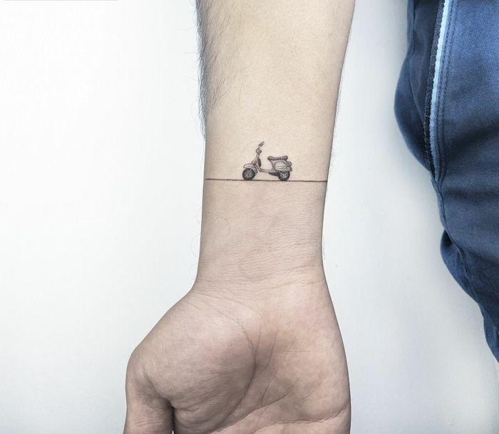 1001 Ideas De Tatuajes Minimalistas Para Hombres Y Mujeres
