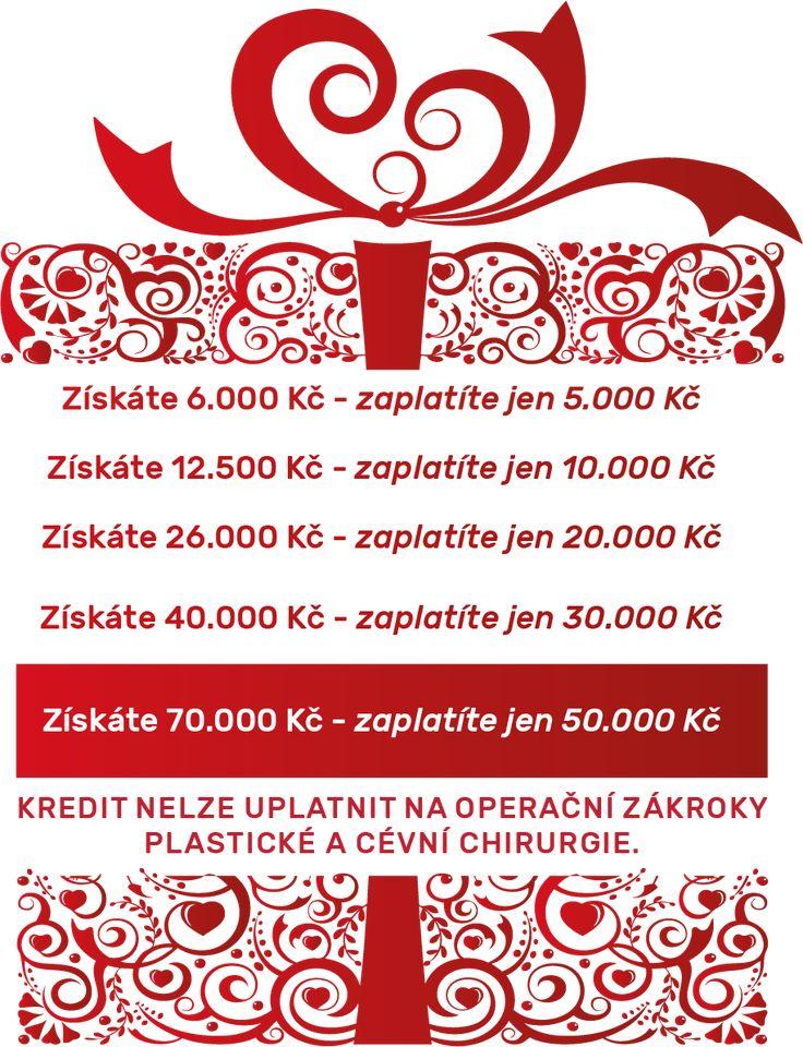 Vánoční poukazy s bonusem až 20.000 kč - Medical Institut