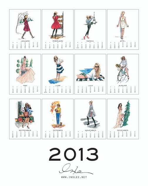 Illustration Calendar Design : Best inslee haynes images on pinterest fashion