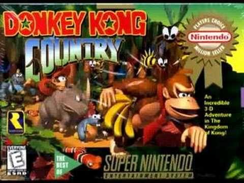 Donkey Kong Country - Aquatic Ambiance
