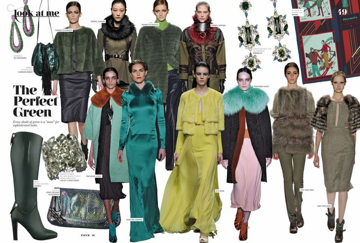 The Perfect Green | Infur Magazine