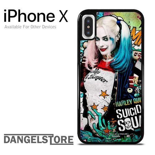 Harley Quenn YT For iPhone X
