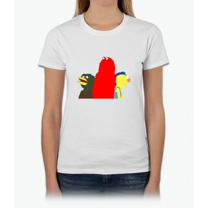 Don't Hug Me I'm Scared Womens T-Shirt