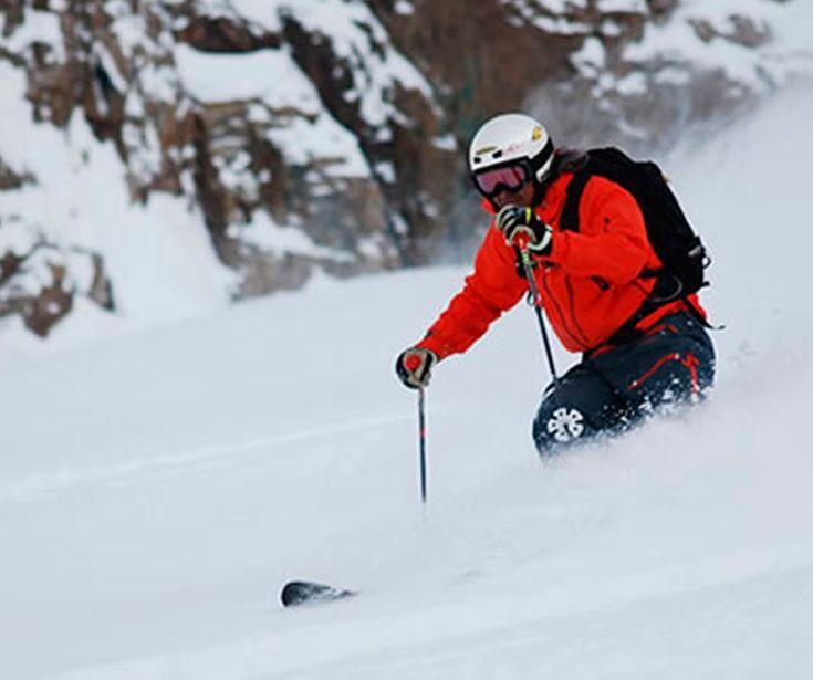 Un paraíso llamado Valle Nevado