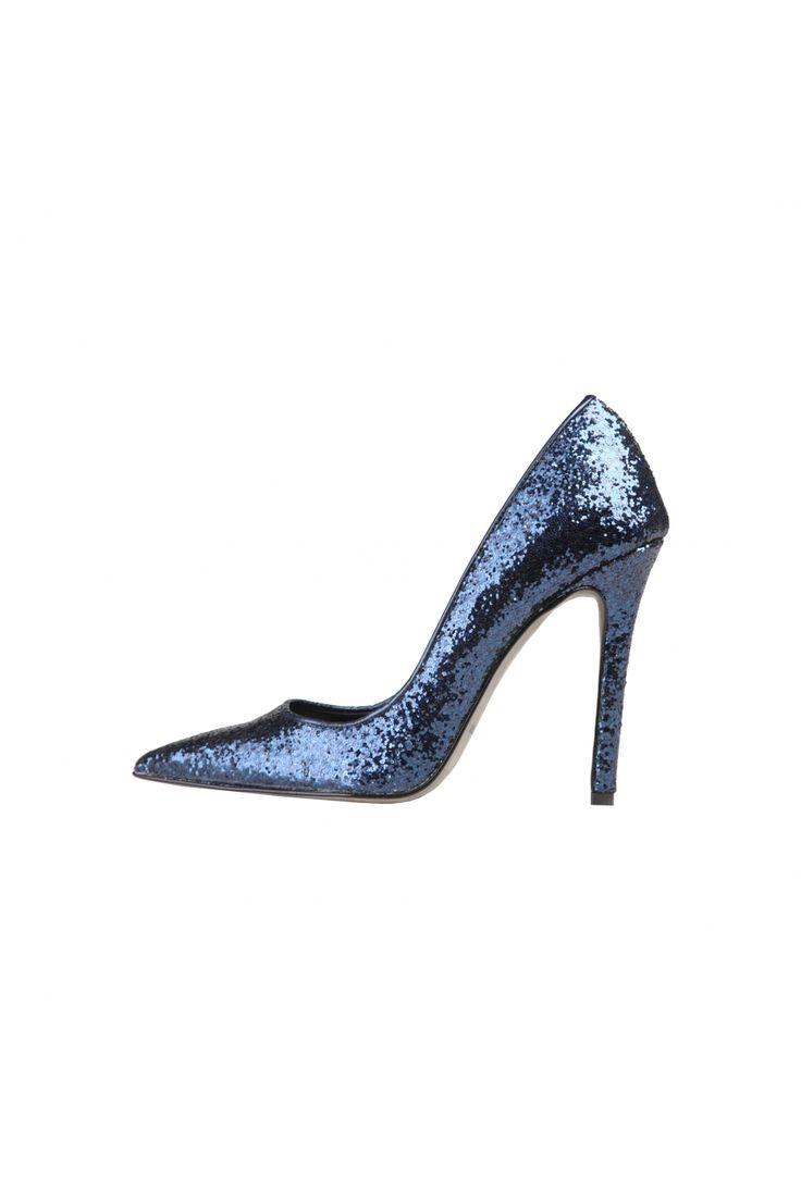 Pantofi pentru femei marca Versace 1969 FLORENTINE albastri
