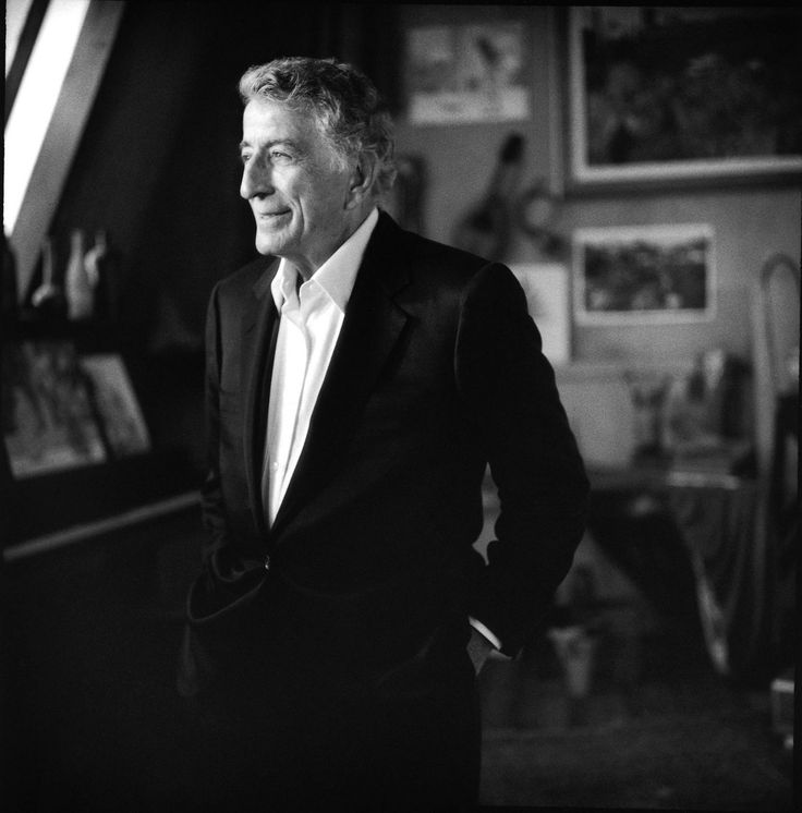 The young people look great on television. They're youthful and have a lot of zip and energy, but when you see them live, they can only do about 20 minutes because they haven't got the training to hold an audience for an hour and a half or so.  Tony Bennett