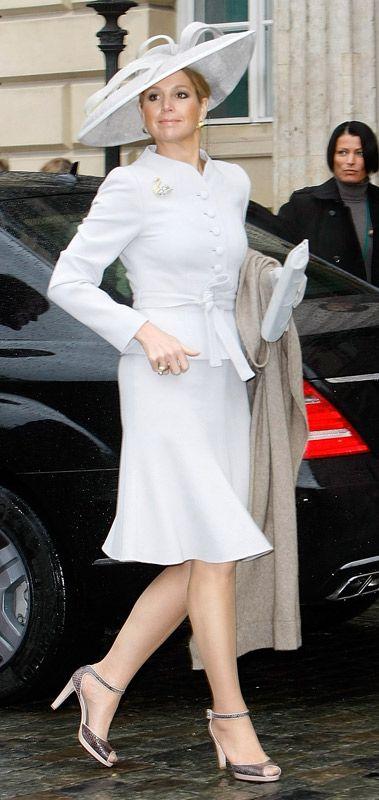 Máxima, el glamour de una reina