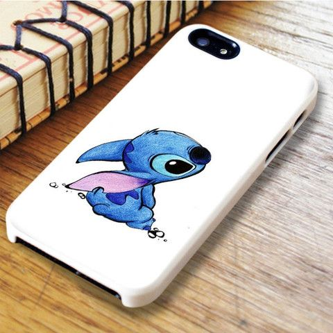 Lilo And Stitch Disney iPhone SE Case