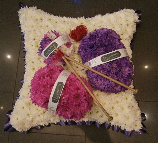 floral funeral emblem tribute - Google Search