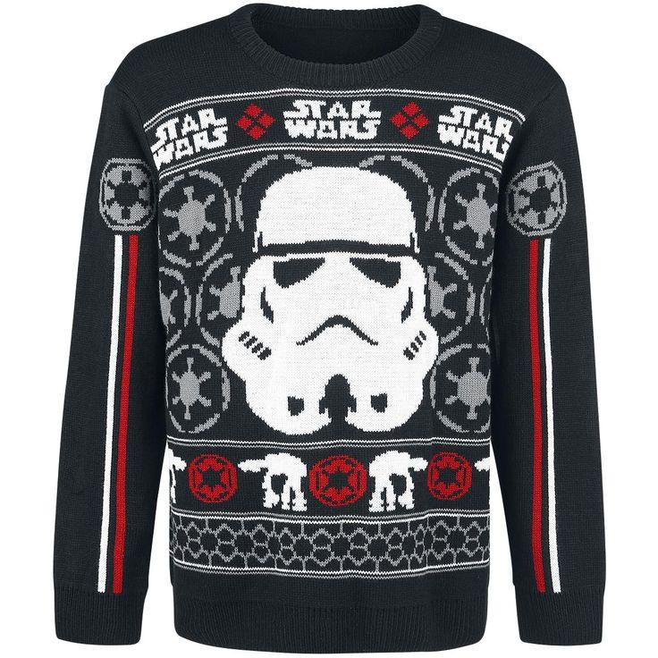 Classic Trooper - Weihnachtspullover von Star Wars