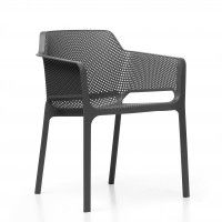 Nardi Net Chair. Find out more at https://www.cafeideas.com.au/  #cafefurniture #nardifurniture #outdoorfurniture #nardi #italianchair #italianfurniture