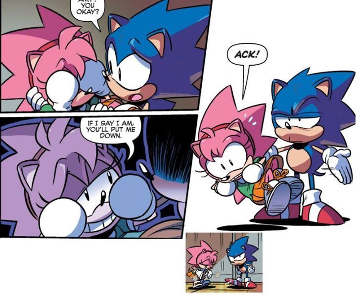 The shipping is still strong (Sonic Mega Drive: The Next Level)
