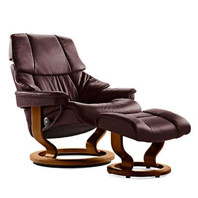 The Stressless Reno Chair Medium Is Part Of The Reno Chair Collection By  Ekornes Stressless.