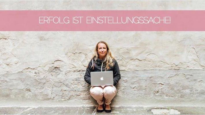 Carina Herrmann: Erfolg ist Einstellungssache (und alles, was Dich davon abhält, nur in Deinem Kopf!)