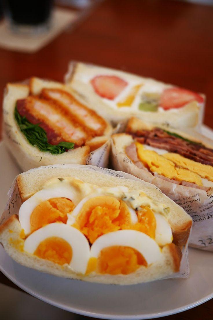 美食家が「間違いない店」と絶賛する店のたまごサンドイッチ / Soho's Bakery 3206 – バズプラスニュース Buzz+