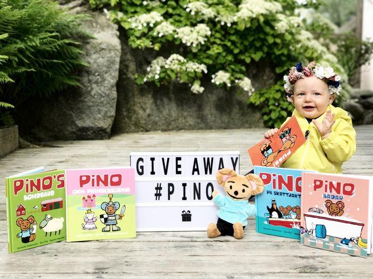 Idag kan ni vinna detta fina Pinokit på min Blogg & instagramsida. Var med & tävla du också <3