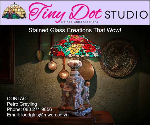 New Dimensions: Stained Glass Creations - Tiny Dot Studio