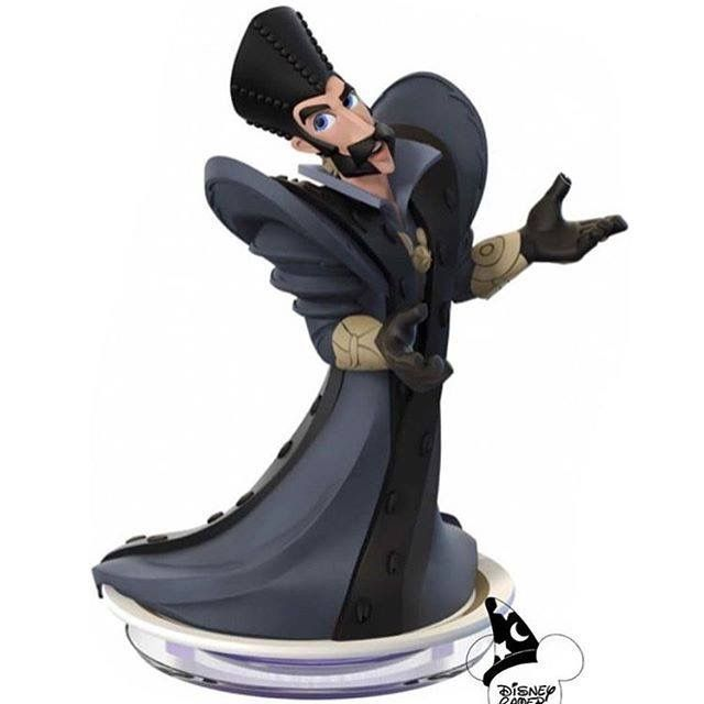 Disney Infinity 3.0 Alice in Wonderland-Alice Through the looking glass- Time