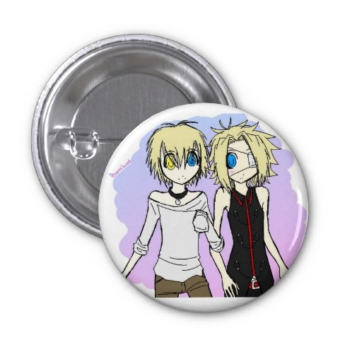 Otto and Luz Buttons