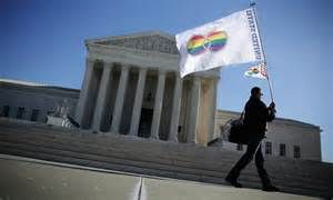 """""""No union more profound"""": The US Supreme Court's ruling on same-sex marriage"""