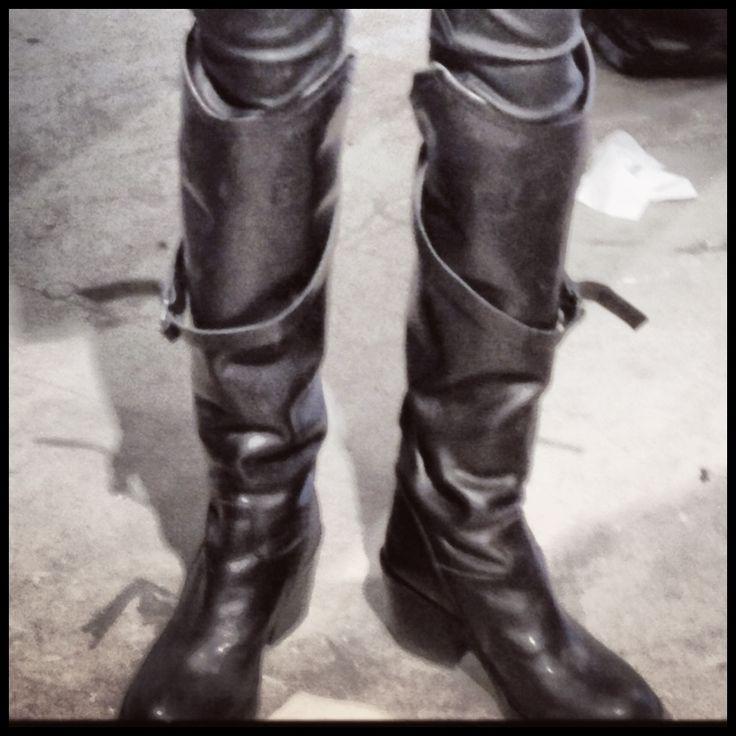 Haider Ackerman boots