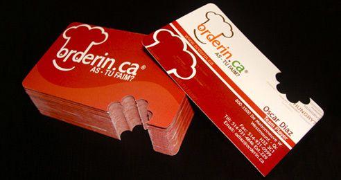 Diseño de tarjetas de presentacion - Taringa!