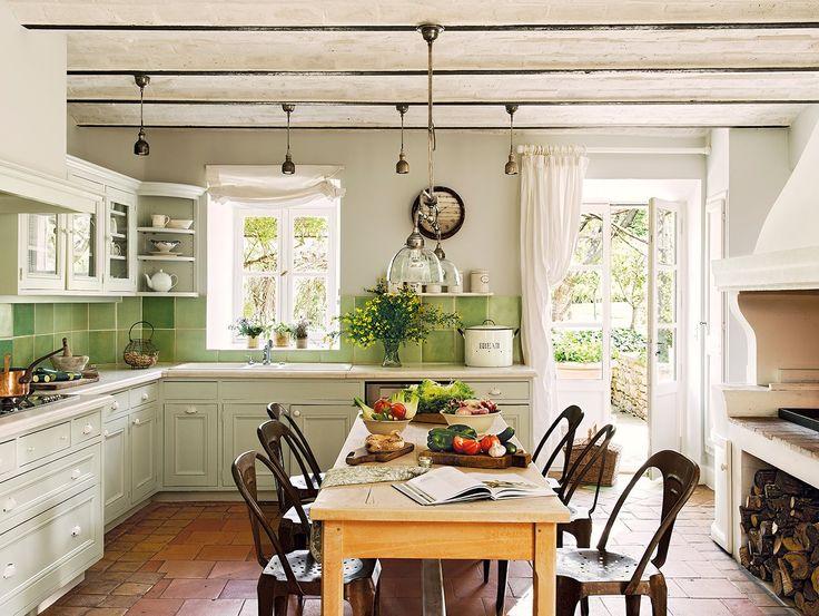 M s de 1000 ideas sobre decoraci n de cocina de granja en - Decoracion francesa provenzal ...