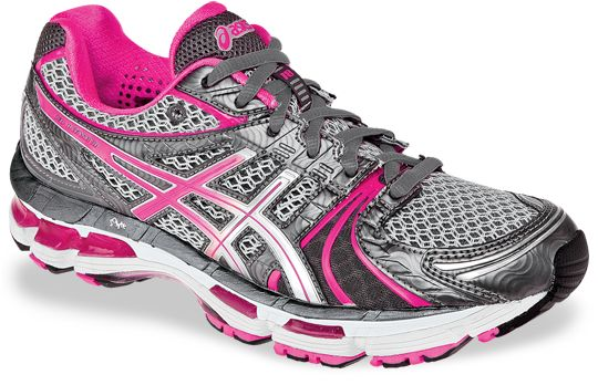 My favorite running shoe in a pretty color!  Oooh!!