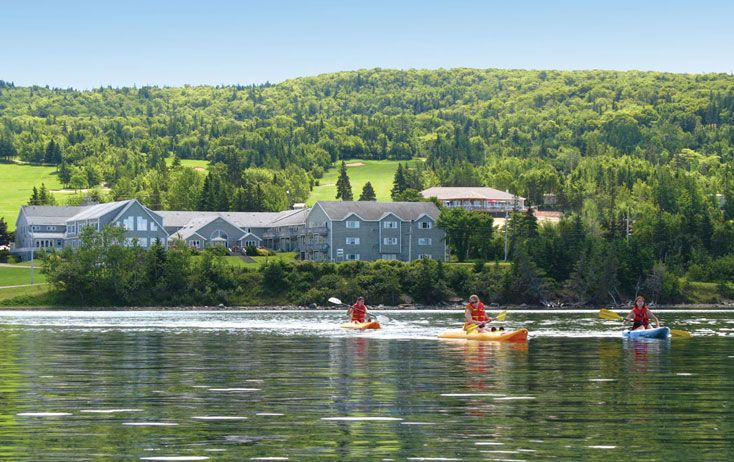 Nova Scotia Hotel - Dundee Resort and Golf Club.
