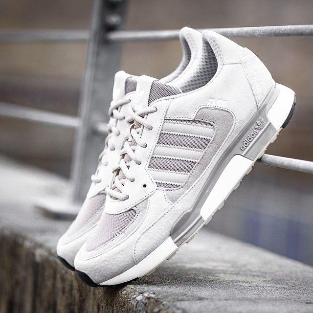 adidas ZX 700 (black grey) 43einhalb Sneaker Store Fulda