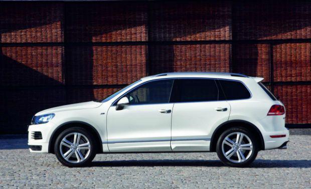 Volkswagen Tiguan R-Line White