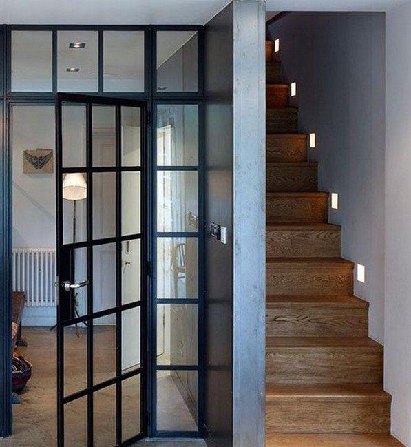 Interior Wood Doors With Metal Frames: 20 Best Bathroom Sliding Door Images On Pinterest