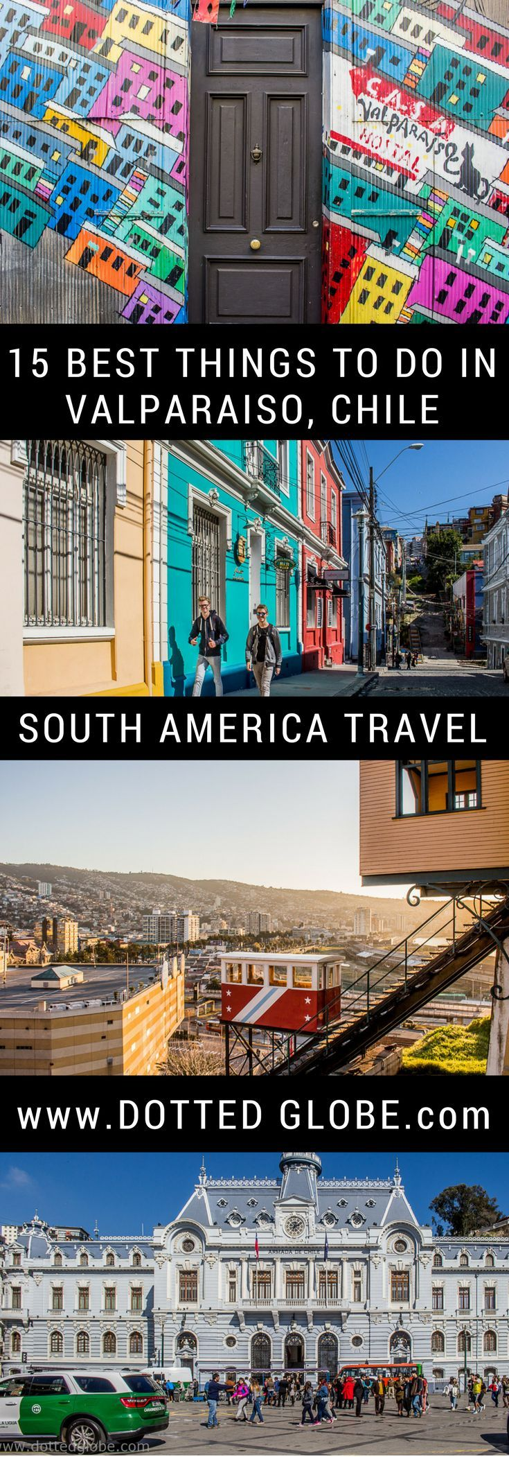 Comprehensive guide to best things to do in Valparaiso with beautiful photos, detailed descriptions and great tips. Covers all major attractions