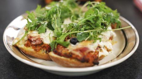 Eén - Dagelijkse kost - pizzabaguette | Eén
