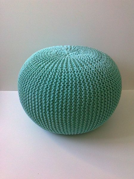 Mustard Yellow Bean Bag Chair Zero Gravity Lawn Chairs 25+ Unique Knitted Pouf Ideas On Pinterest | Pouffe, Cushion Pattern And Trapillo