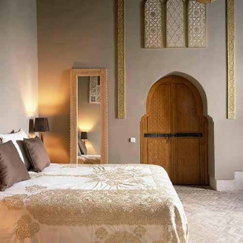 moroccan style bedroom - Moroccan Bedroom Decorating Ideas