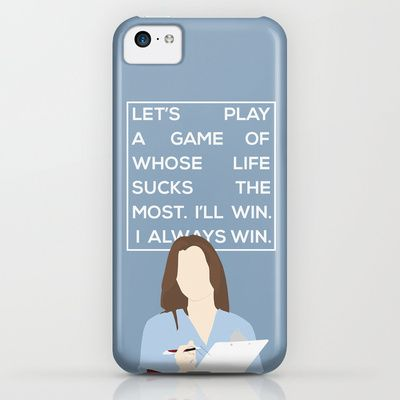 Greys Anatomy: Meredith Grey iPhone & iPod Case