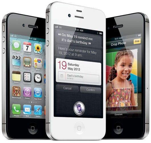 iPhone 4s First released : October 14, 2011