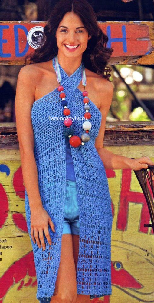 Brand-new 227 best Crochet Swim Wear Coverups images on Pinterest  KL58