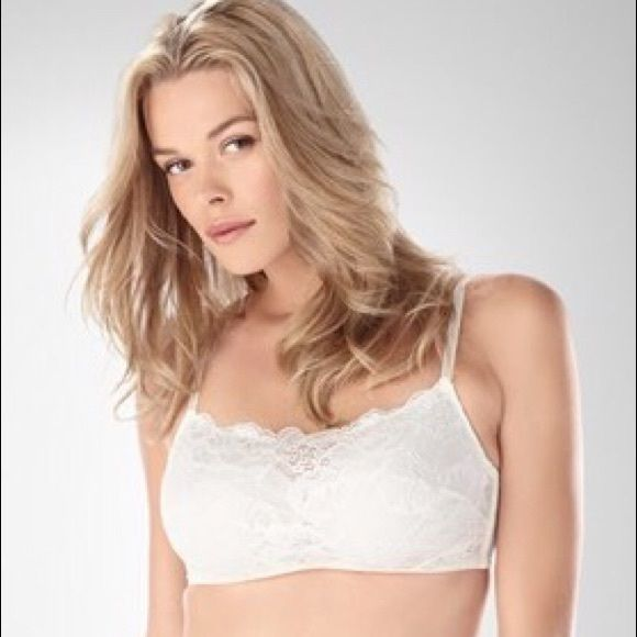 Soma 34d Cream Cami Bra Soma 34d Cream Cami Bra. Only worn a couple times. Off White/Cream color. Soma Intimates & Sleepwear Bras