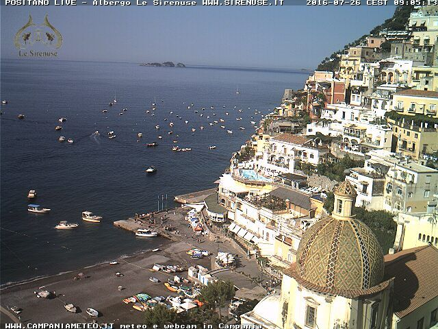 .:: Campaniameteo.it - Webcam in Campania - Immagini live e diretta streaming